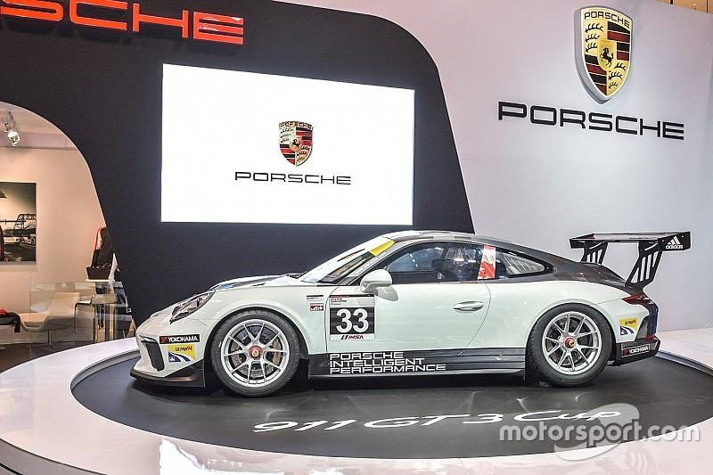 Porsche Canada unveils new GT3 car