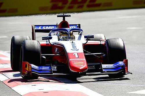Bakú F2: Shwartzman se impone de principio a fin en la primera carrera
