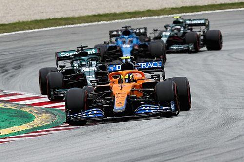 A McLaren emelné a szintet szombatonként