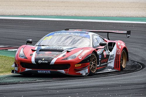 GT Italiano, Misano: Di Amato vince con la Ferrari-RS Gara 1