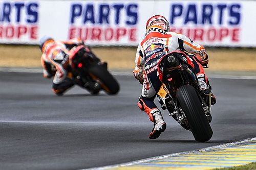 Fotogallery MotoGP: le qualifiche nel pazzo meteo di Le Mans