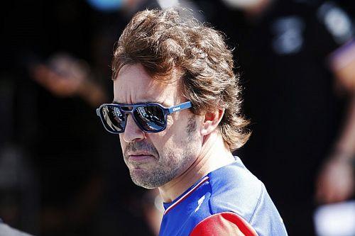 Alonso: Niet verwacht dat ik op m'n 40ste nog in F1 zou racen