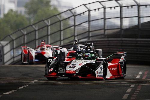 فورمولا إي: شطب نتيجة دي غراسي من سباق لندن