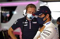 Racing Point explica porque sustituirán a Pérez con Vettel