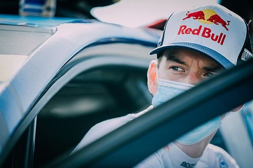 Timmy Hansen Bertekad Raih Gelar Juara World Rallycross 2021