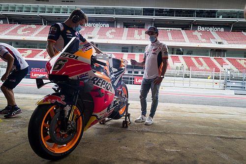 Márquez dirá presente en el Circuit de Catalunya