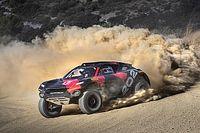 Bottas realizó un test con el coche de Extreme E