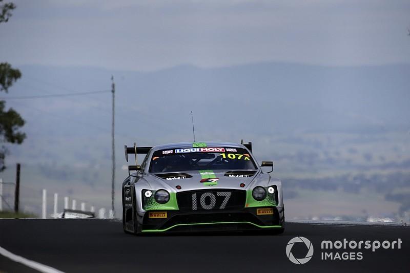 Bathurst 12 Hour: Bentley leads the way in final practice