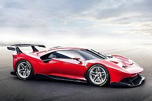 Ferrari presenta la P80/C, l'ultima one-off nata sulla base della 488 GT3