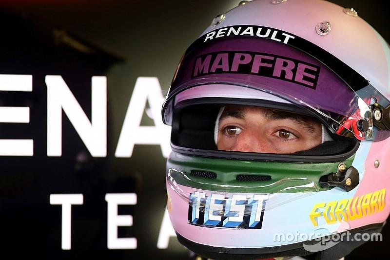 Ricciardo: nem volt meg a szerelem a Red Bullal