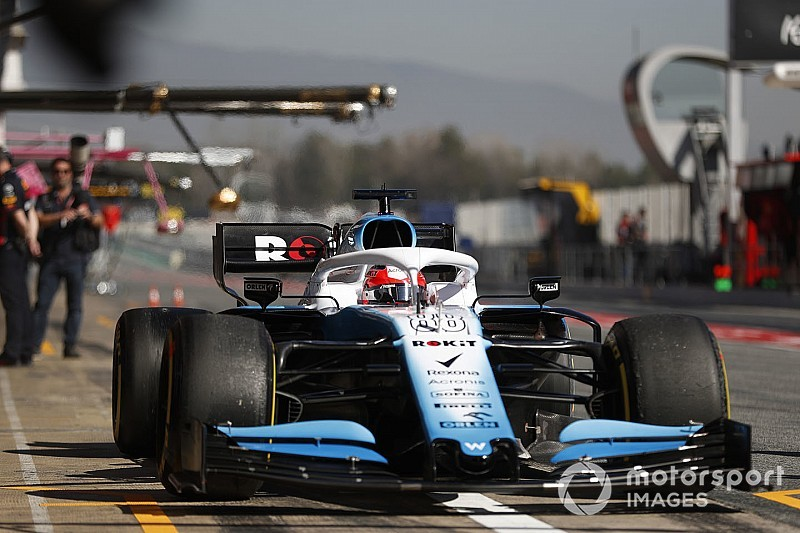 FIA переконала Williams змінити незаконні конструкції машини