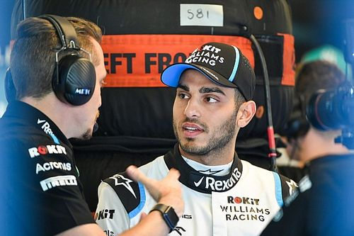 Nissany gets Williams practice outings in new test driver role