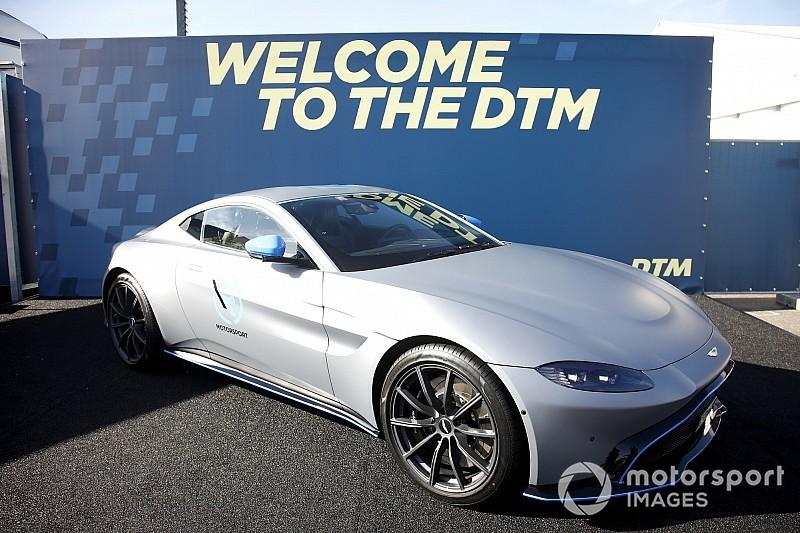 DTM begrüßt Neueinsteiger Aston Martin: