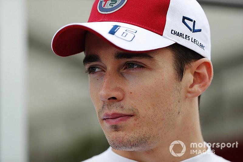 Леклер: Я не буду другим номером при Феттелі у Ferrari
