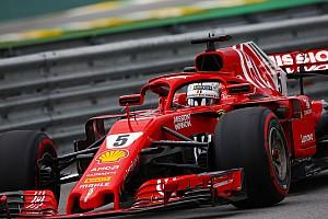 Ferrari promet un Vettel plus fort en 2019