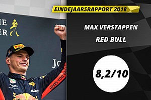 Eindrapport Max Verstappen: IJzersterk einde na wispelturige start