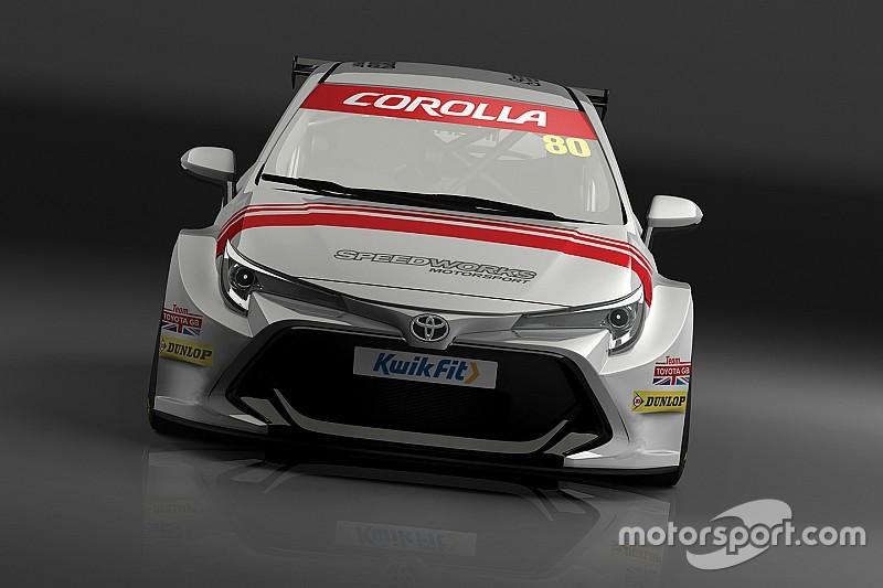Toyota повернеться з заводською командою в BTCC