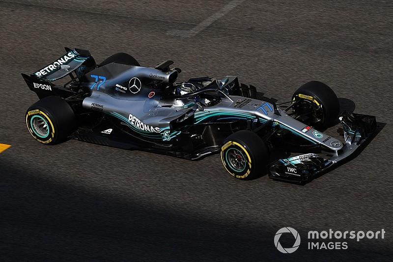 Bottas feels 2018 season was his worst in F1