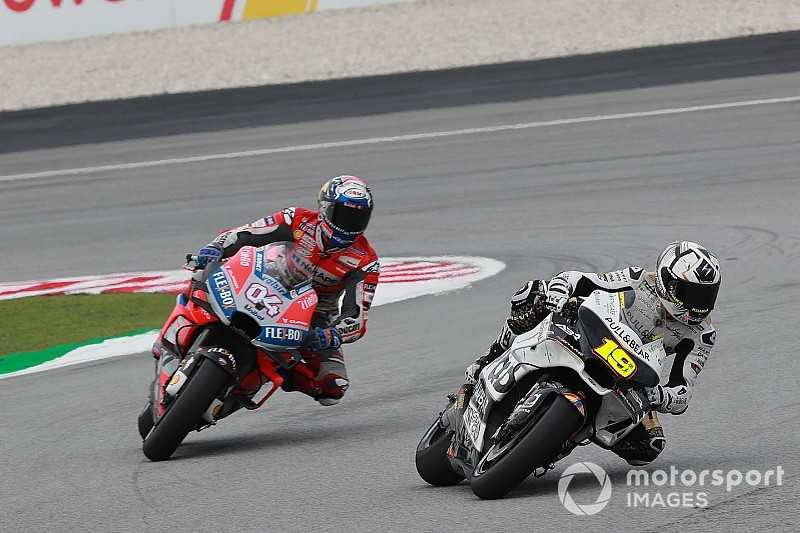 Ducati expects benefit from smaller MotoGP satellite roster