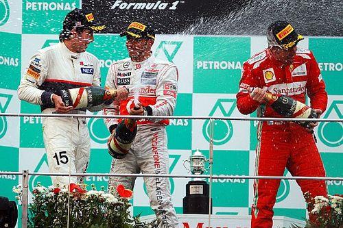 Sergio Pérez, l'homme aux huit podiums en F1