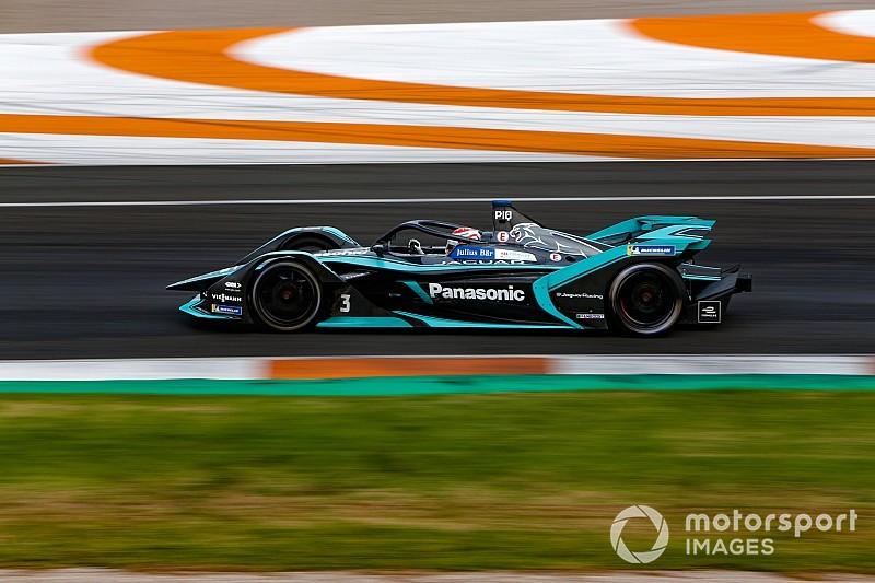 Jaguar alineará a Fittipaldi y Tincknell en el test de Marrakech