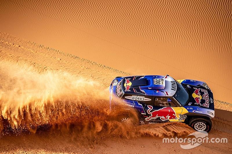 Dakar-Titelverteidiger Carlos Sainz: