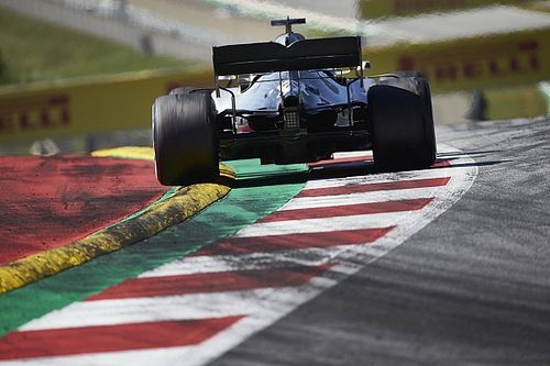 Red Bull Ring kerbs removed to ease F1 teams' spares headache