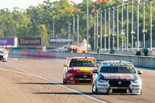"""Dane expecting 2020 fix to Supercars parity """"slip-up"""""""