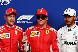 汉密尔顿:F1会想念莱科宁