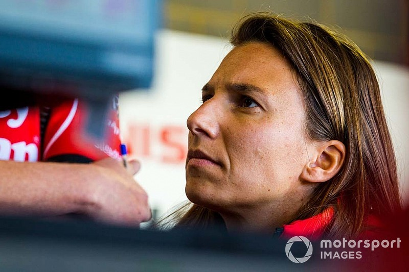 De Silvestro testrijder voor Formule E-team Venturi