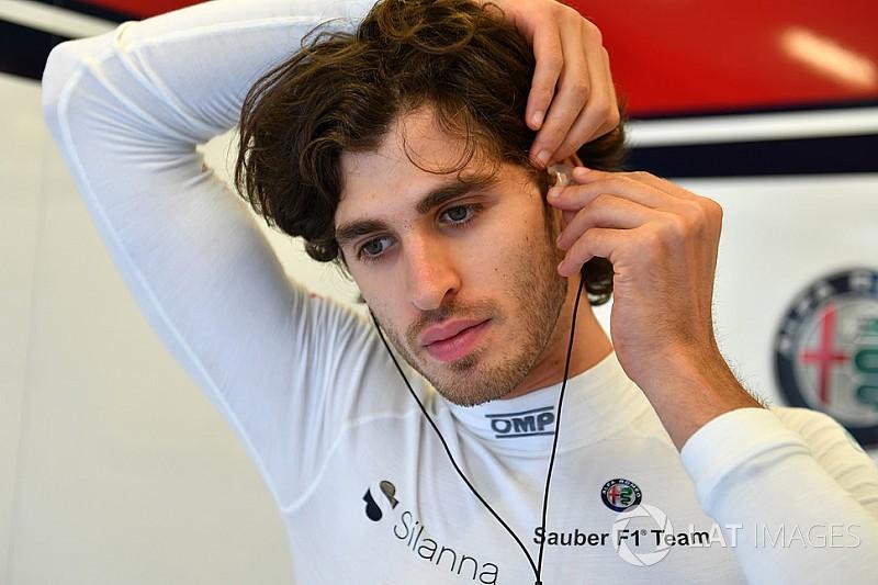 Offiziell: Antonio Giovinazzi ersetzt Charles Leclerc 2019 bei Sauber