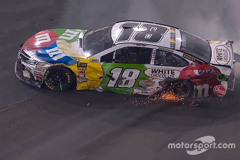 """Kyle Busch: """"It just wasn't meant for us this weekend"""""""