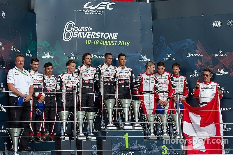 La clasificación del WEC se cierra tras la descalificación de Toyota