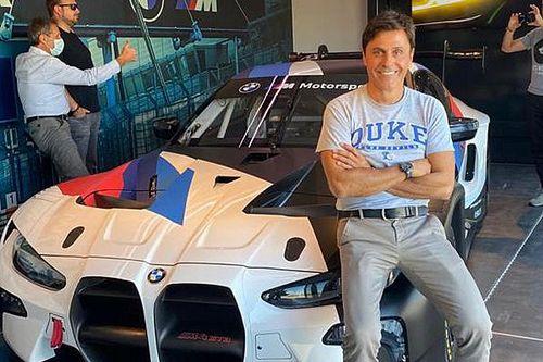 """Comandini ha provato la BMW M4 GT3: """"Si fa guidare ed è sincera"""""""