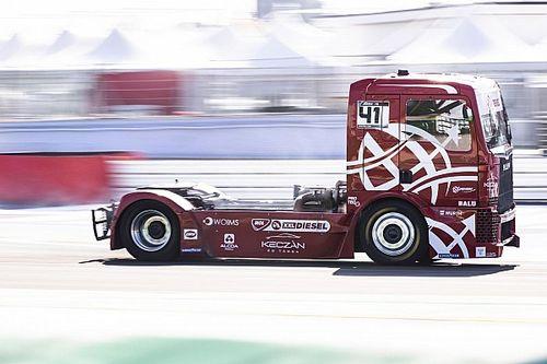 Kiss Norbert megcsinálta: háromszoros kamion Európa-bajnok lett!