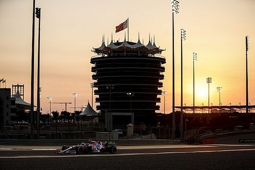 La pretemporada 2021 de F1 será en Bahrein y tiene fecha