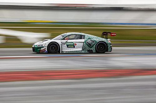 Audi krijgt meeste extra gewicht voor DTM-races op Monza