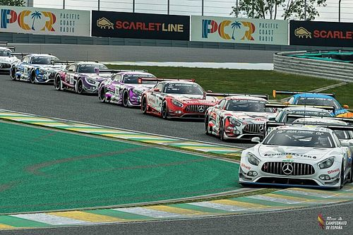 Campeonato de España de Gran Turismo: intensos duelos en Interlagos