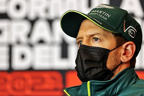 Vettel senses 'positive' response from Aston over F1 struggles