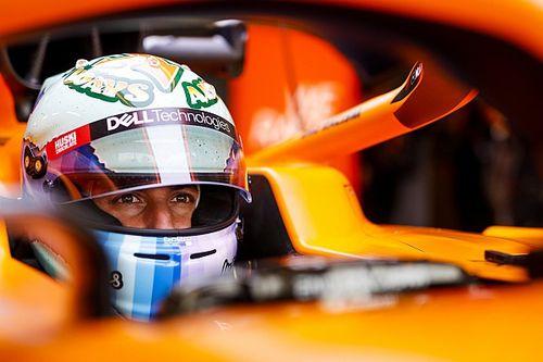 """ريكاردو """"أقل تخوّفًا"""" حيال فكرة السباقات القصيرة من سباقات شبكة الانطلاق المعكوسة"""