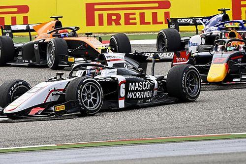 Положение в общем зачете Формулы 2 после второй гонки в Бахрейне