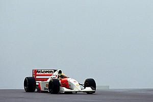 Formula 1 Special feature The McLaren that surprised sulking Senna