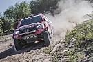 Dakar ダカール13日目:トヨタ3連続ステージ優勝。プジョーの1-2体制崩れる