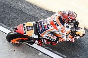MotoGP Новость Маркес опроверг слухи о желании уйти из Honda