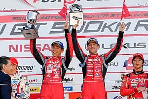 Ronnie Quintarelli vince al Fuji ed è leader del Super GT