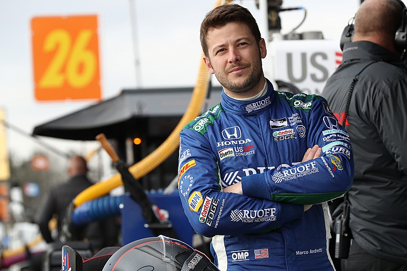 """Marco Andretti: """"I totally agree with my critics"""""""