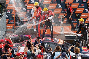 Supercars Race report Newcastle Supercars: Whincup seals title in thrilling finale