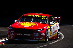 Supercars Qualifying report Newcastle Supercars: McLaughlin takes pole for title-decider