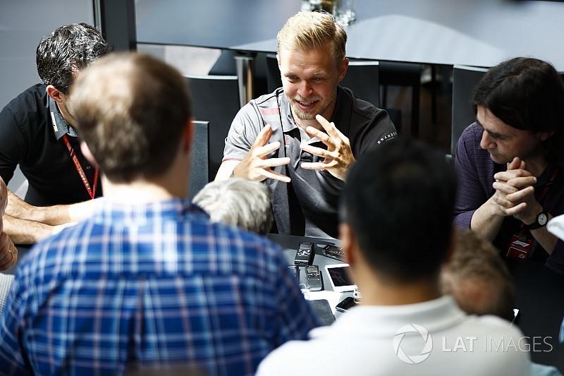 Magnussen euphorisch: Habe so ein Rennen noch nie erlebt!