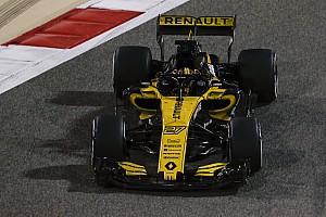 Forma-1 Jelentés a szabadedzésről Küzdött a Renault Bahreinben, és felkerült a frissített Halo is
